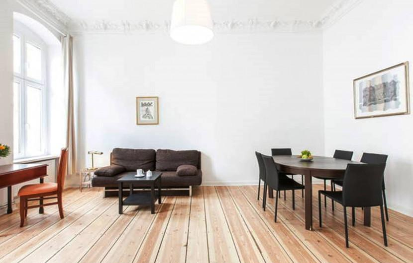 Appartement 120m² 2 chambres - Berlin - 1