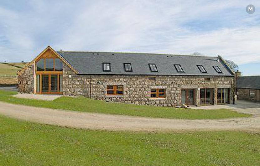 Chalet 3 chambres banchory location autre banchory 130 - Chalet 3 chambres en kit ...