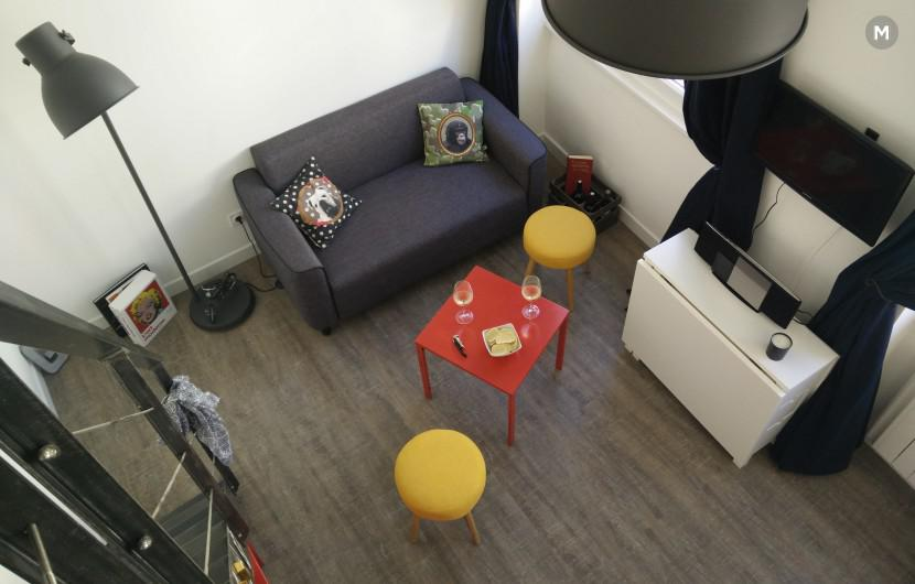 Apartment in the heart of the Croix Rousse - 2