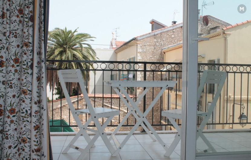 Appartement 52m² 1 chambre - Cannes - 1