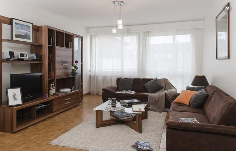 cozy and functional furnished apartments - Geneva Champel - 44