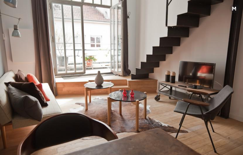 Flat 35m² 1 bedroom - Villeurbanne - 1