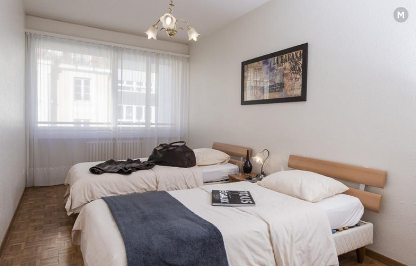 cozy and functional furnished apartments - Geneva Champel - 10