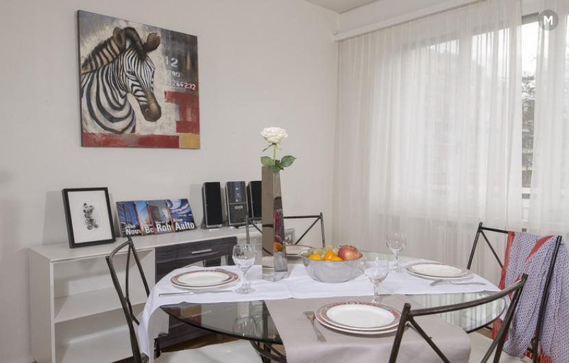 cozy and functional furnished apartments - Geneva Champel - 35