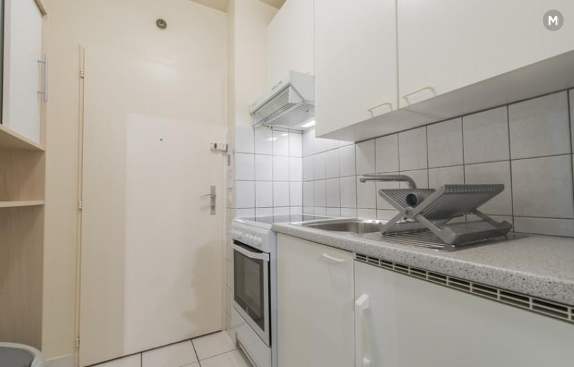 cozy and functional furnished apartments - Geneva Champel - 27