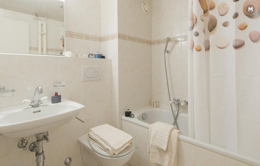 cozy and functional furnished apartments - Geneva Champel - 8