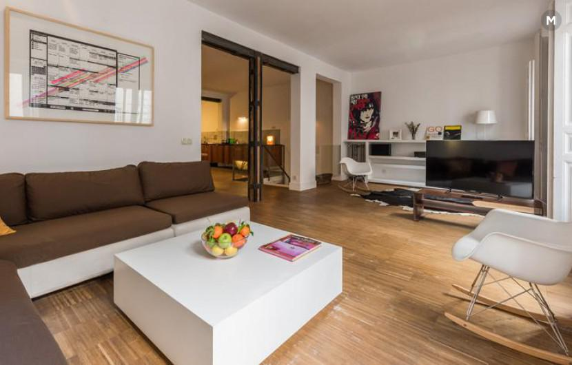 Flat 200m² 3 bedrooms - Madrid Centro - 1