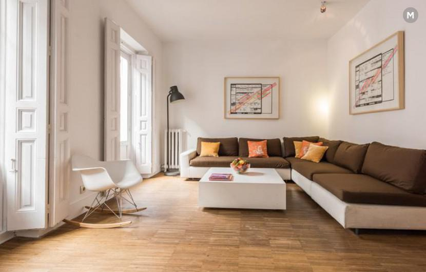 Flat 200m² 3 bedrooms - Madrid Centro - 3