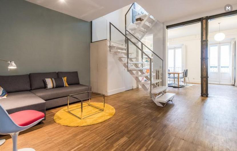 Flat 200m² 3 bedrooms - Madrid Centro - 4