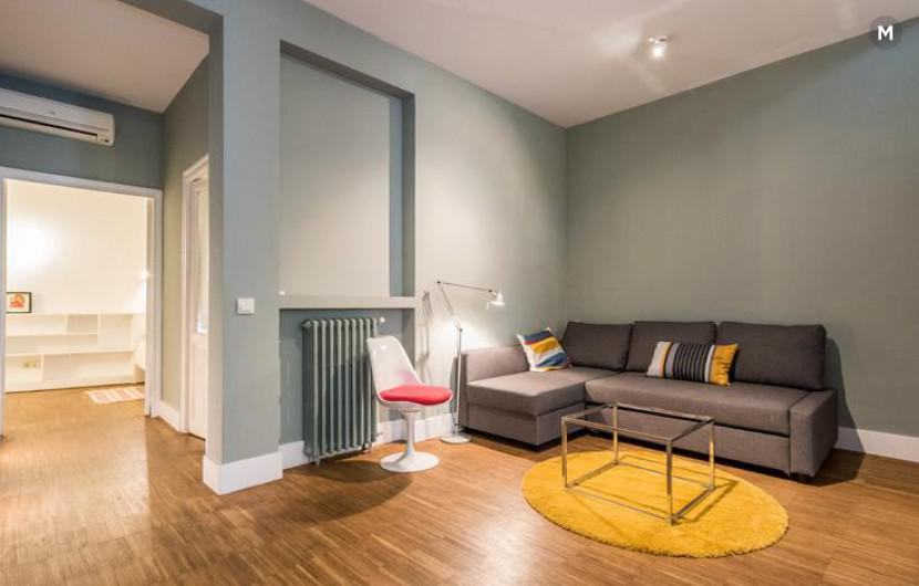 Flat 200m² 3 bedrooms - Madrid Centro - 6