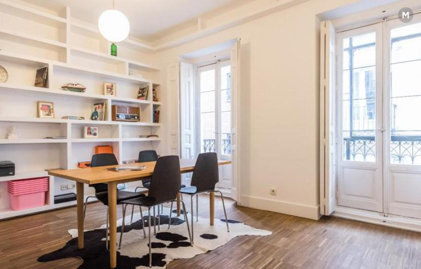 Flat 200m² 3 bedrooms - Madrid Centro - 7