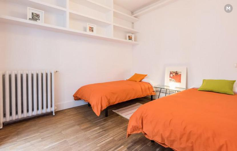 Flat 200m² 3 bedrooms - Madrid Centro - 11