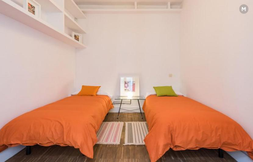 Flat 200m² 3 bedrooms - Madrid Centro - 12