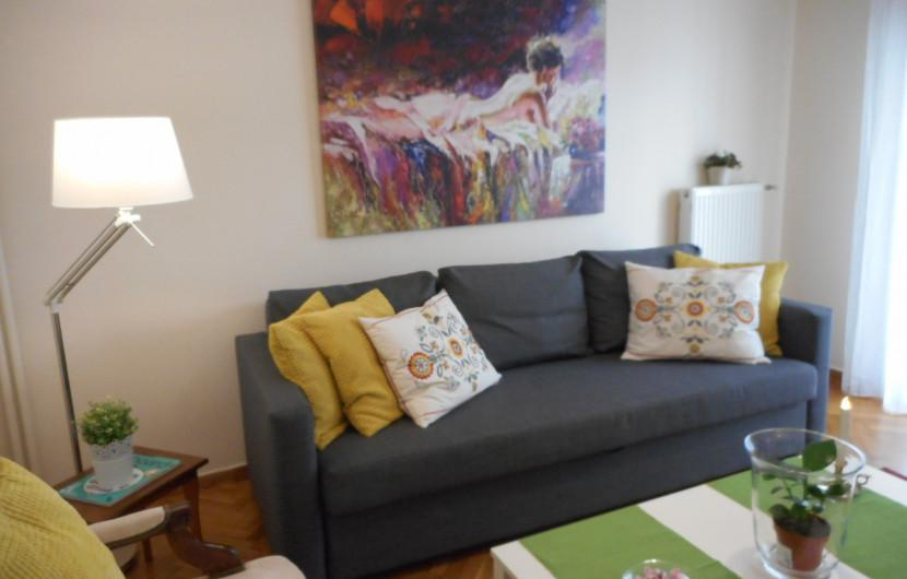 Flat 110m² 3 bedrooms - Athens - 1