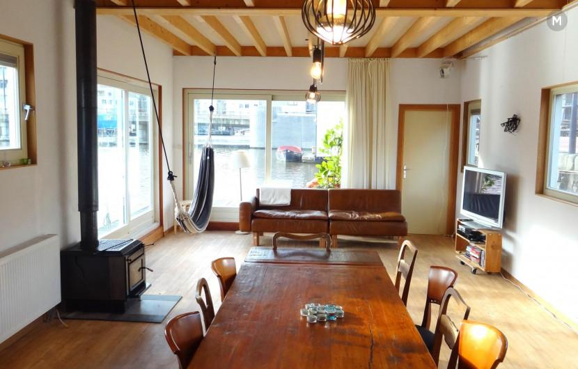 Appartement 135m² 3 chambres - Amsterdam Amsterdam-Oost - 1