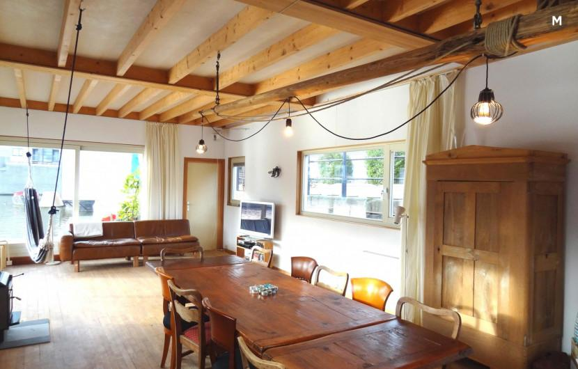 Appartement 135m² 3 chambres - Amsterdam Amsterdam-Oost - 13