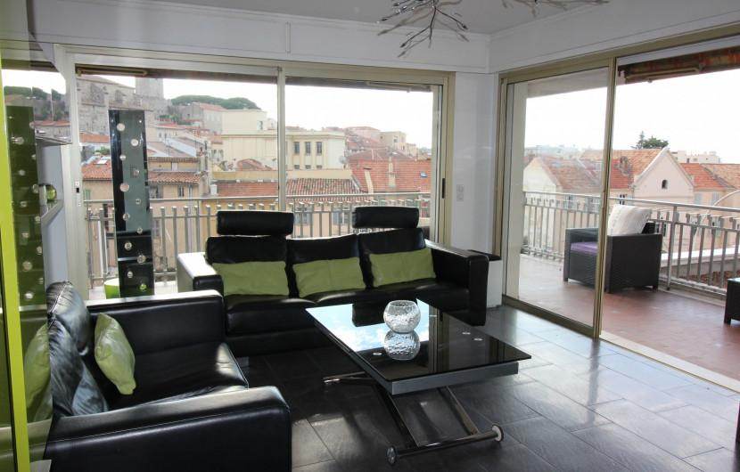 Appartement 80m² 2 chambres - Cannes - 1