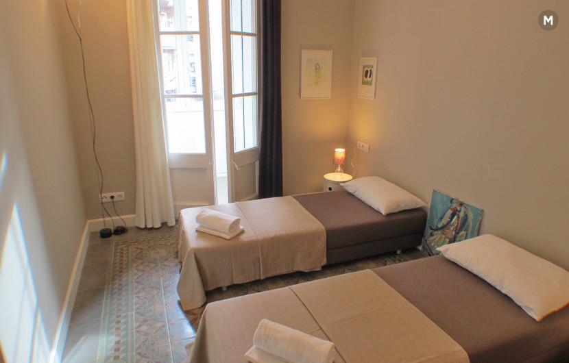 Appartement 79m² 2 chambres - Barcelone Eixample - 2