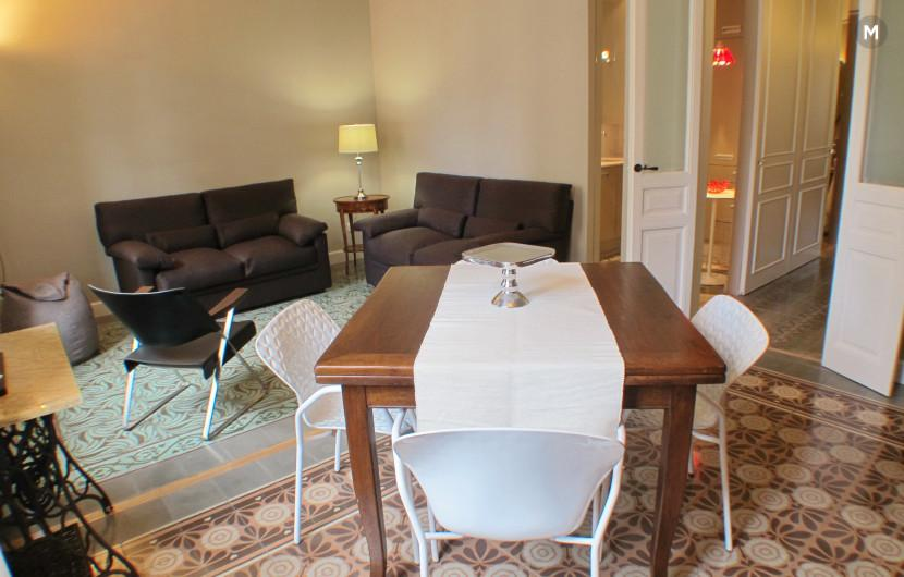 Appartement 79m² 2 chambres - Barcelone Eixample - 1
