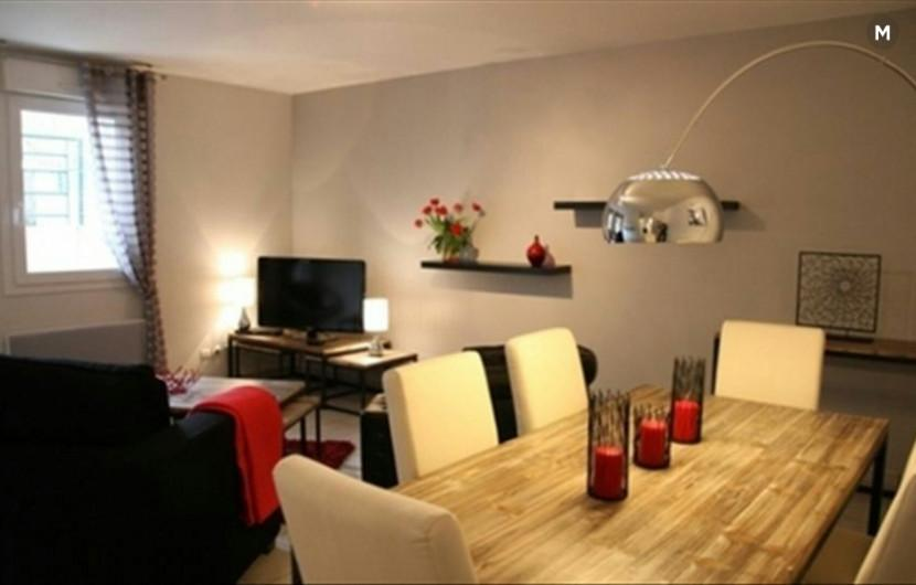 Apartment 60 m² 1 bedroom - Vénissieux - 5
