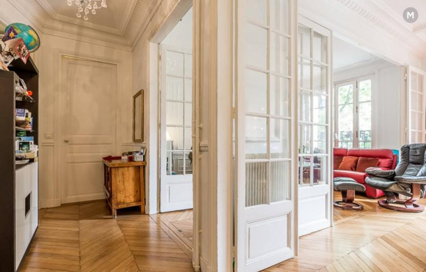 Apartment 100 m² 2 bedrooms - Paris-15E-Arrondissement - 11
