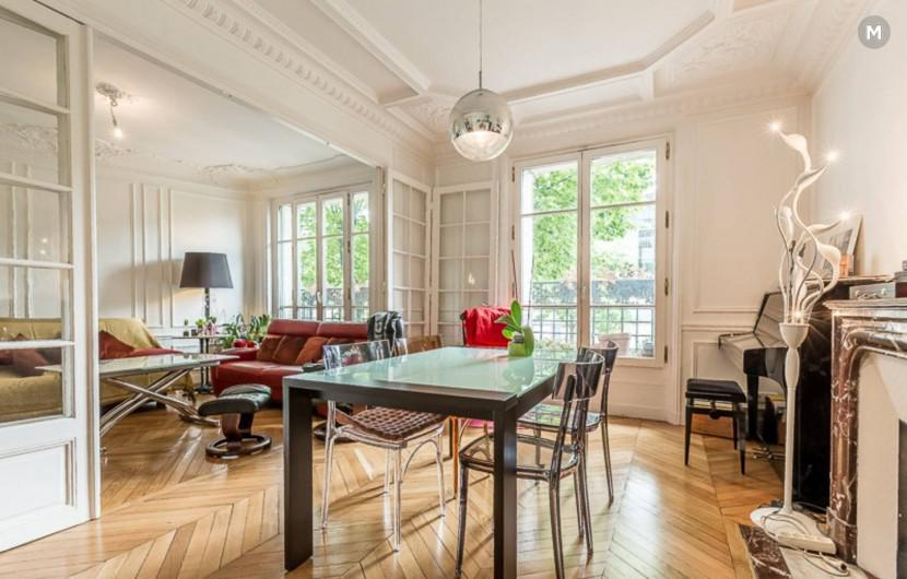 Apartment 100 m² 2 bedrooms - Paris-15E-Arrondissement - 10