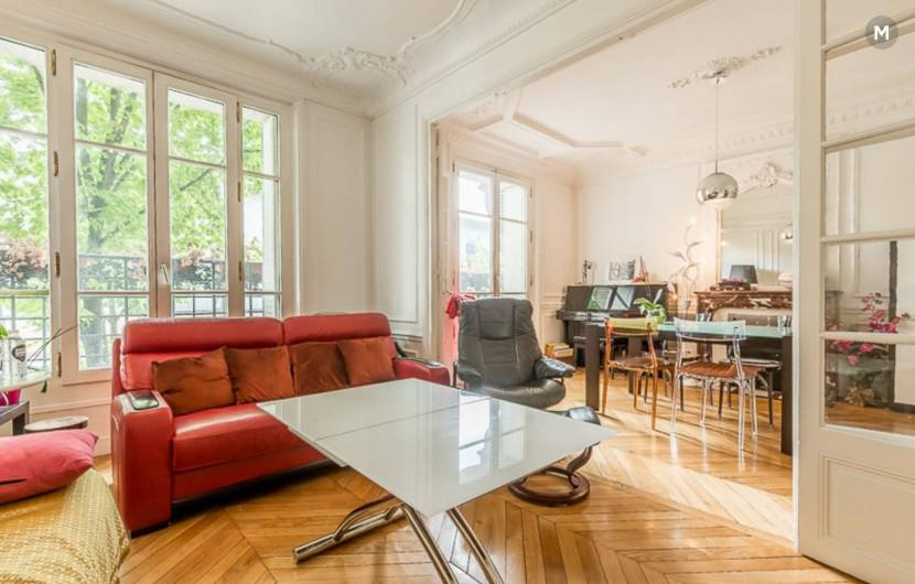 Apartment 100 m² 2 bedrooms - Paris-15E-Arrondissement - 5