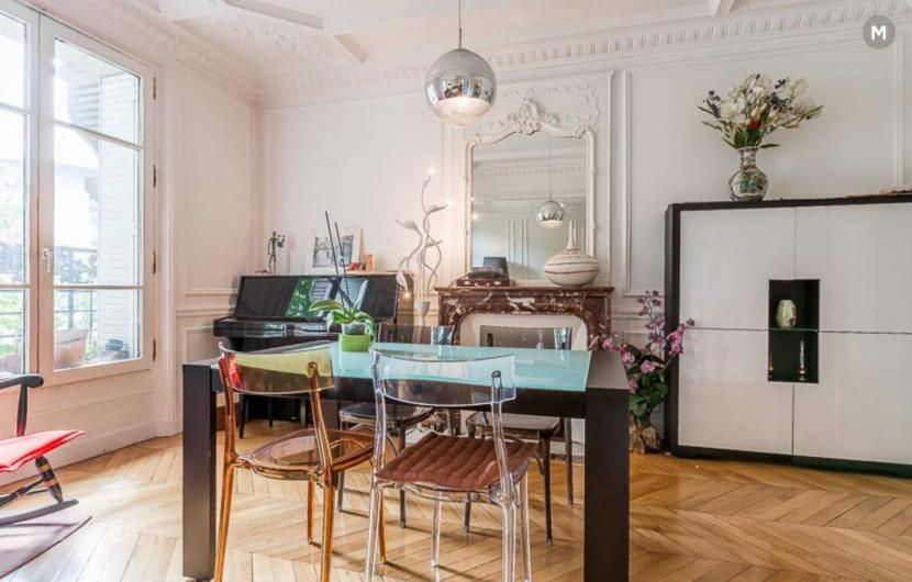 Apartment 100 m² 2 bedrooms - Paris-15E-Arrondissement - 12