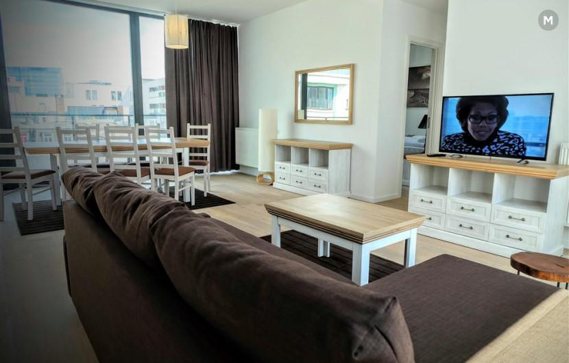 Flat 124m² 3 bedrooms - Brussels - 13