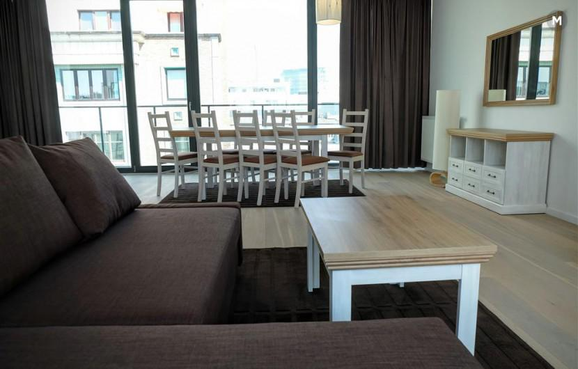 Flat 124m² 3 bedrooms - Brussels - 5