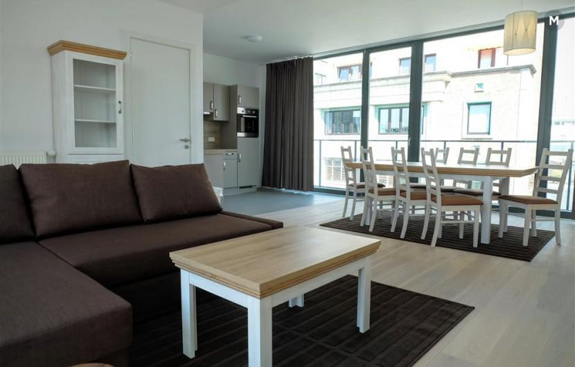 Flat 124m² 3 bedrooms - Brussels - 9