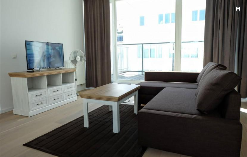 Flat 124m² 3 bedrooms - Brussels - 1
