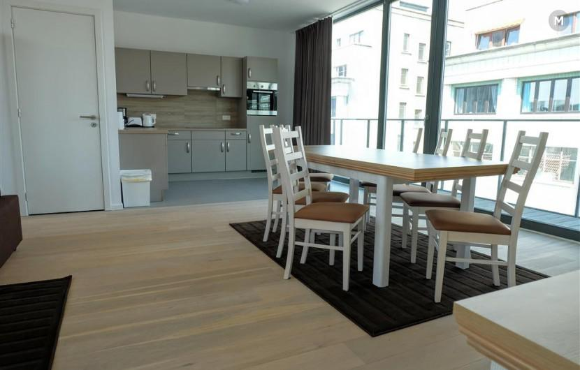 Flat 124m² 3 bedrooms - Brussels - 3