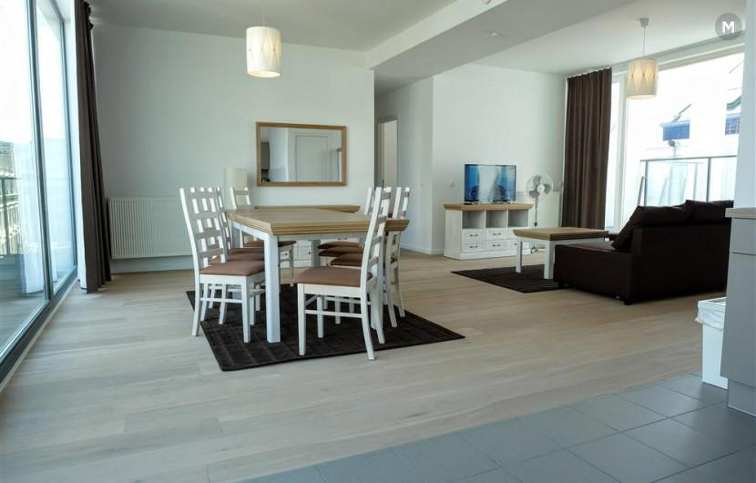 Flat 124m² 3 bedrooms - Brussels - 7