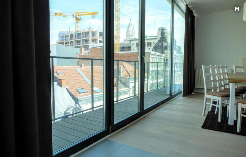 Flat 124m² 3 bedrooms - Brussels - 22