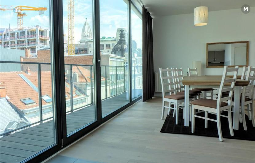 Flat 124m² 3 bedrooms - Brussels - 20