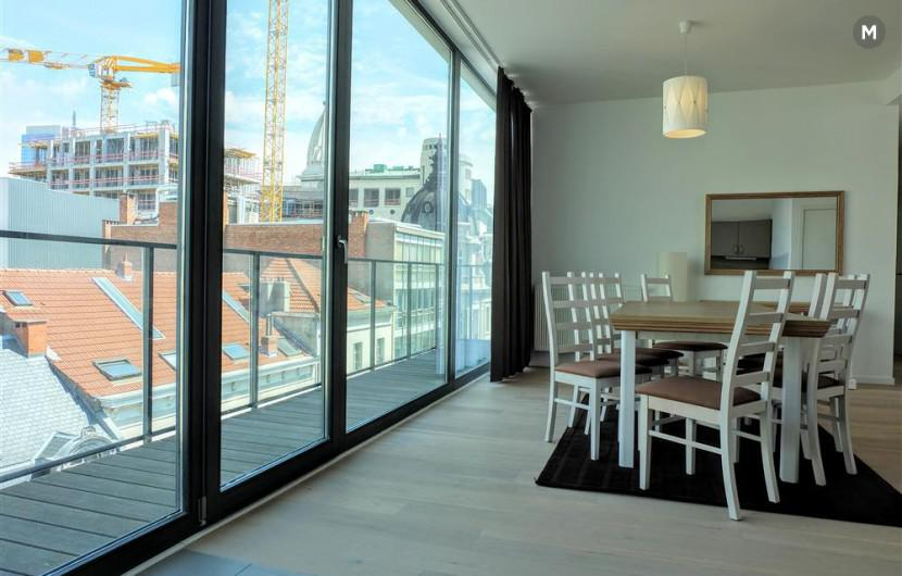 Flat 124m² 3 bedrooms - Brussels - 21