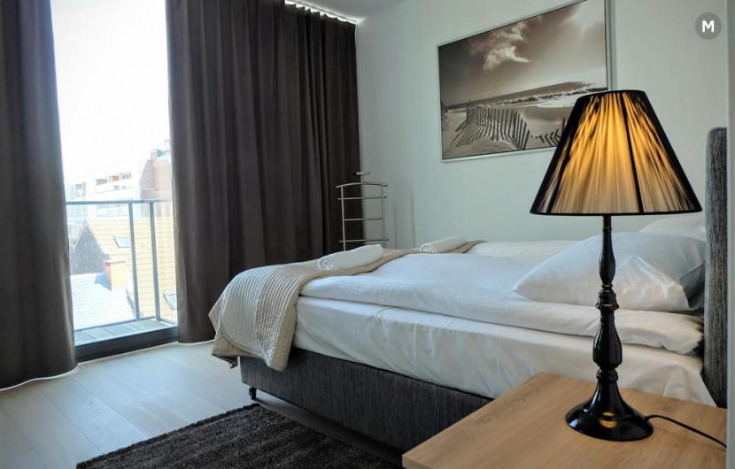 Flat 124m² 3 bedrooms - Brussels - 2