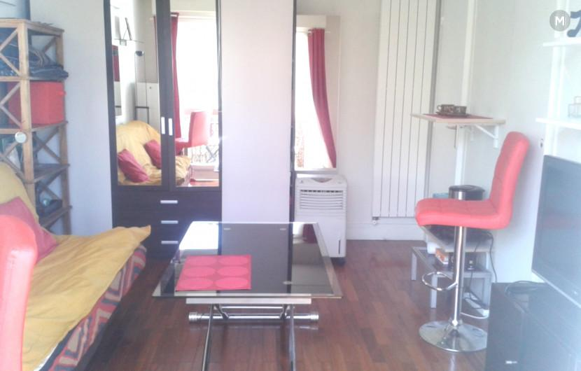 Studio 24 m² 1 chambre - Paris - 2