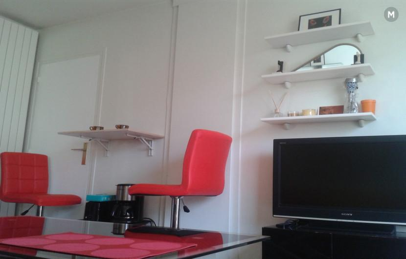 Studio 24 m² 1 chambre - Paris - 9