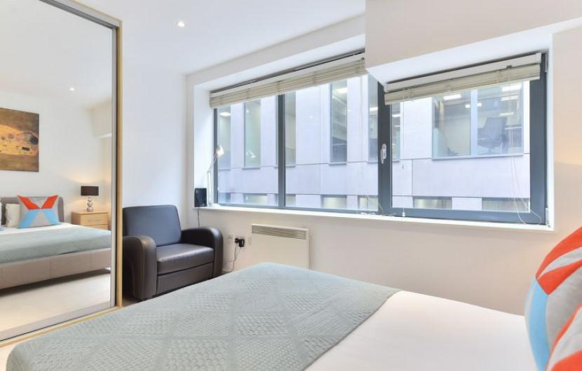 Appartement 38m² 1 chambre - City of London - 1
