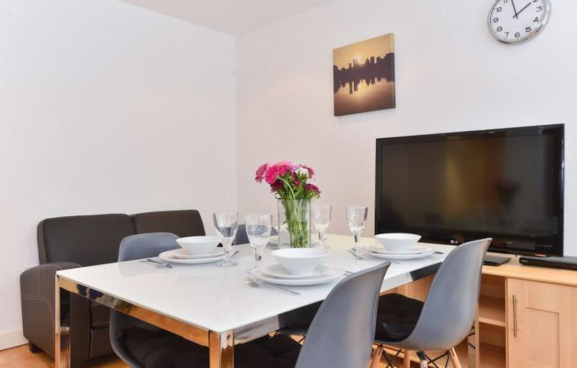 Appartement 38m² 1 chambre - City of London - 3