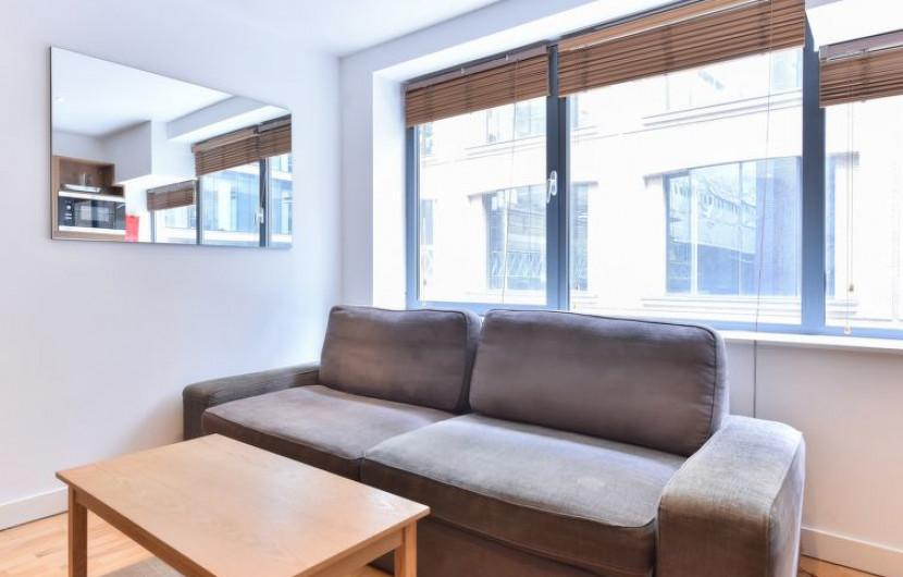 Appartement 38m² 1 chambre - City of London - 5