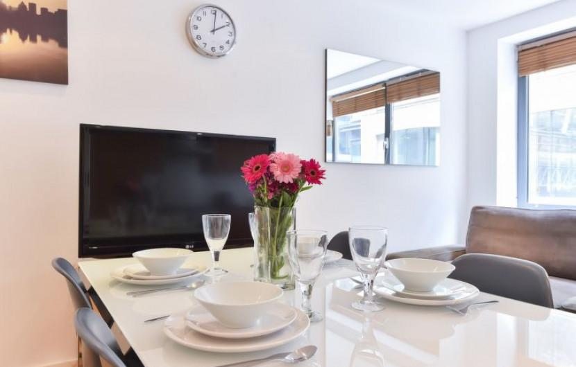 Appartement 38m² 1 chambre - City of London - 6