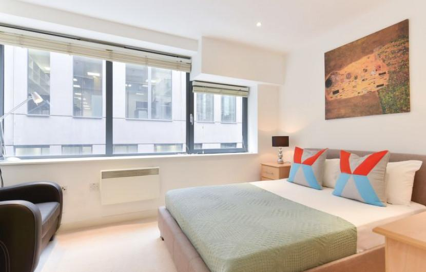 Appartement 38m² 1 chambre - City of London - 7