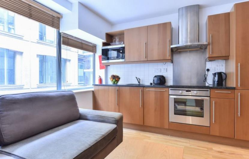 Appartement 38m² 1 chambre - City of London - 10