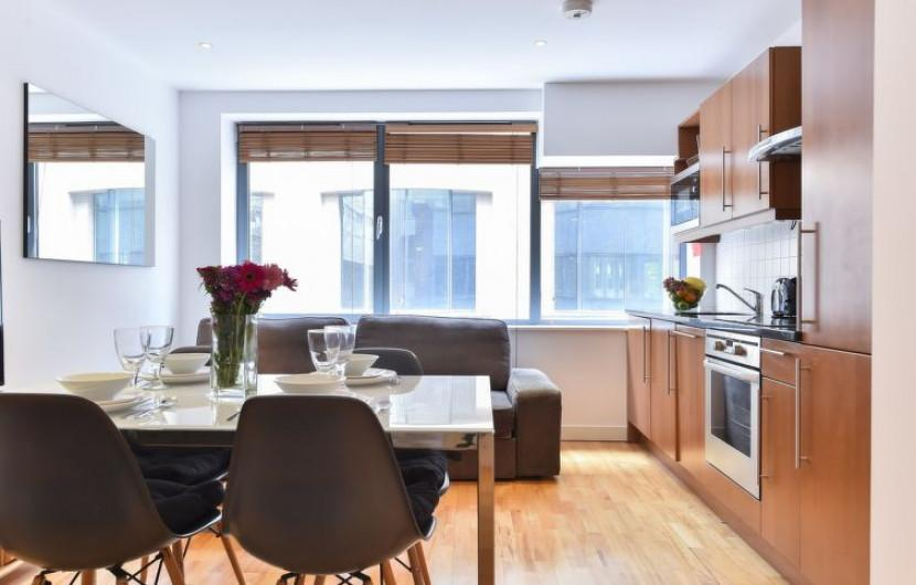 Appartement 38m² 1 chambre - City of London - 11