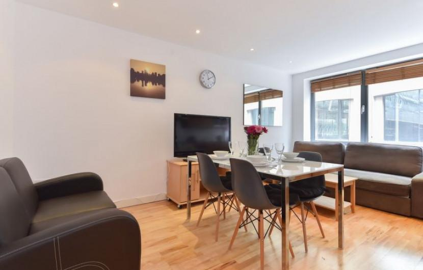 Appartement 38m² 1 chambre - City of London - 9