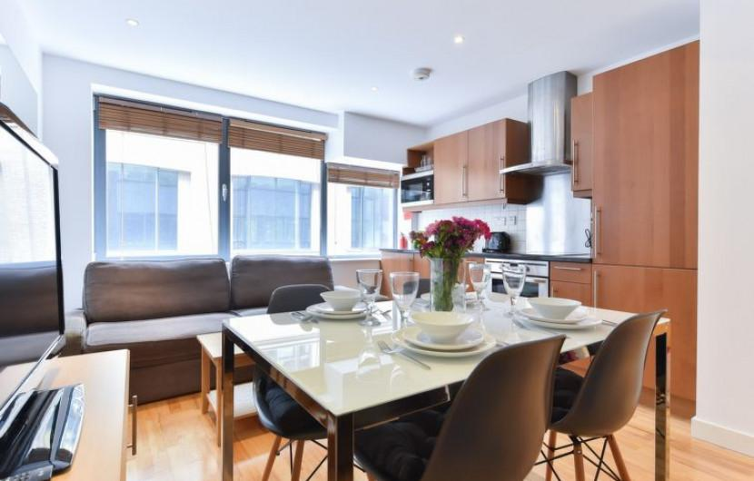 Appartement 38m² 1 chambre - City of London - 19