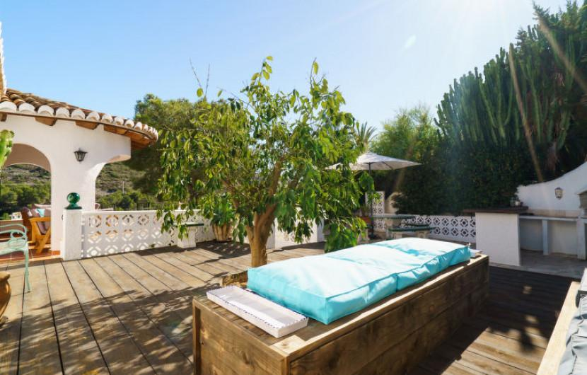 Villa / Detached house 130m² 3 bedrooms - Moraira - 1